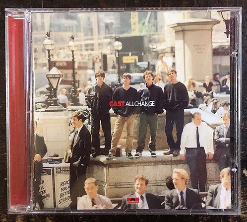 CD Cast - All Change - Importado