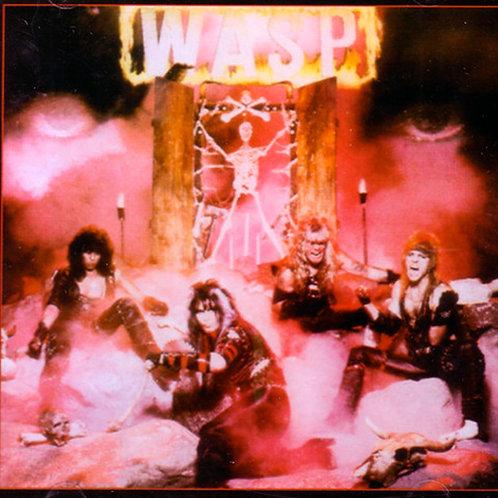 CD W.A.S.P. - W.A.S.P. - + Bônus - Lacrado
