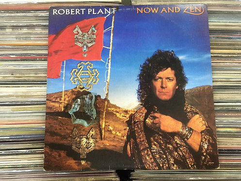 LP Robert Plant - Now And Zen - Com Encarte