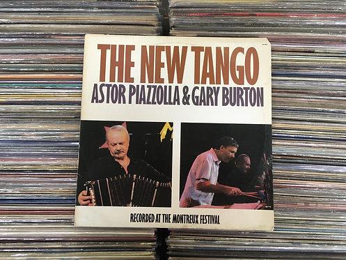 LP Astor Piazzolla & Gary Burton - The New Tango