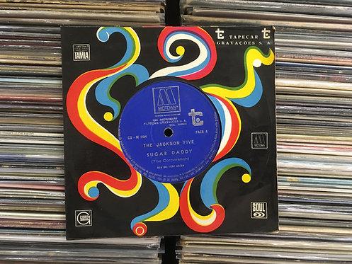 Compacto The Jackson 5 - Sugar Daddy / I'm So Happy