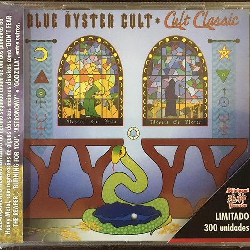 CD Blue Öyster Cult - Cult Classic - Lacrado