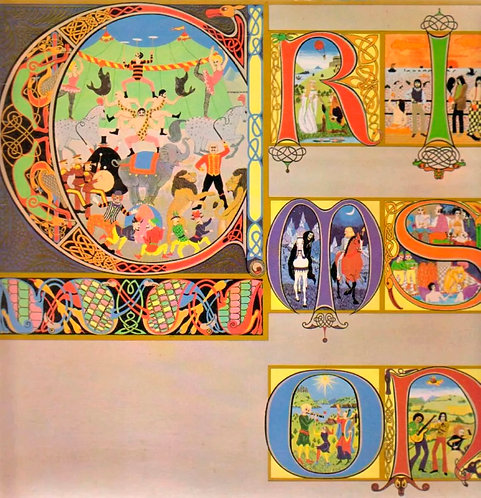 CD King Crimson - Lizard - Japonês - Lacrado