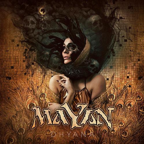 CD Mayan - Dhyana - Lacrado