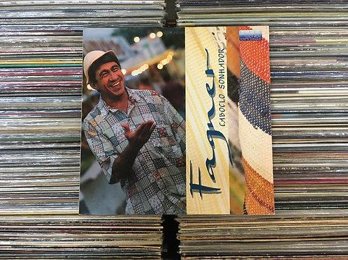 LP Raimundo Fagner - Caboclo Sonhador - Com Encarte