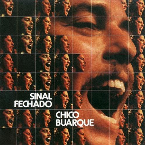 CD Chico Buarque - Sinal Fechado - Lacrado