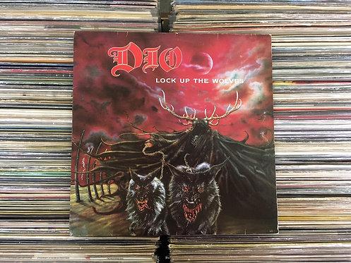 LP Dio - Lock Up The Wolves - Com Encartes