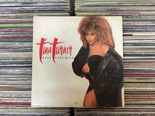 LP Tina Turner - Break Every Rule - Com Encarte