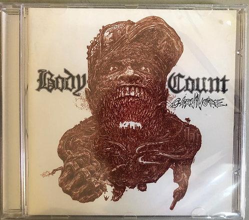 CD Body Count - Carnivore - Lacrado