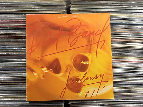 LP The Dirt Band - Jealousy - Com Encarte