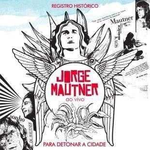 CD Jorge Mautner - Ao Vivo Para Detonar A Cidade - Duplo - Lacrado