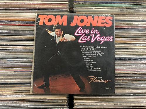 LP Tom Jones - Live In Las Vegas