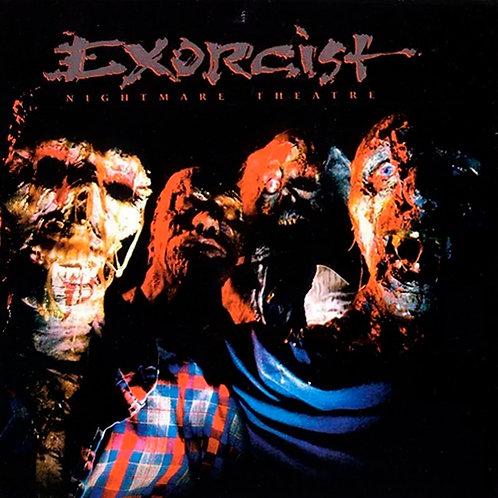 CD Exorcist - Nightmare Theatre - Importado - Lacrado