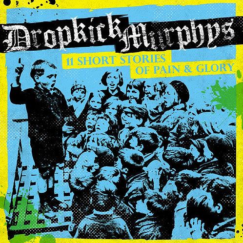 CD Dropkick Murphys - 11 Short Stories Of Pain & Glory - Lacrado