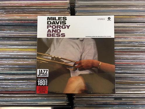 LP Miles Davis - Porgy And Bess - Importado - 180g