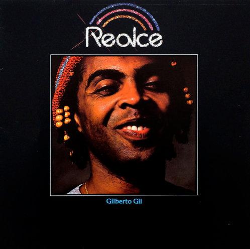 CD Gilberto Gil - Realce - Importado (Usado)