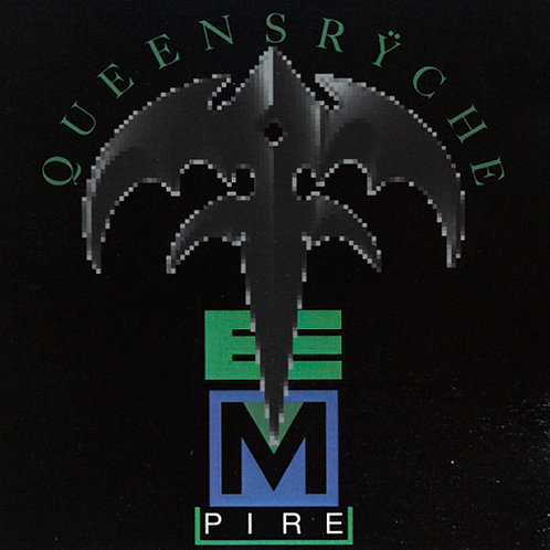 CD Queensrÿche - Empire - +Bônus - Importado - Lacrado