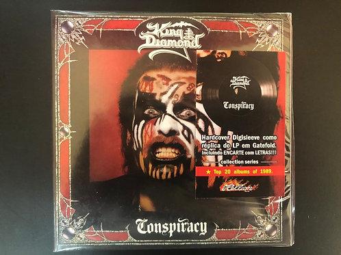 CD King Diamond - Conspiracy - Digisleeve - Lacrado