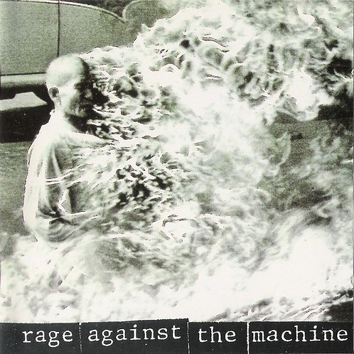 CD Rage Against The Machine - 1992 - Importado - Lacrado