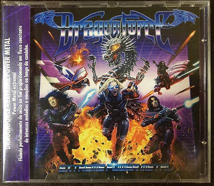CD Dragonforce - Extreme Power Metal - Lacrado