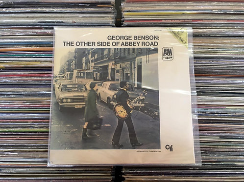 LP George Benson - The Other Side Of Abbey Road