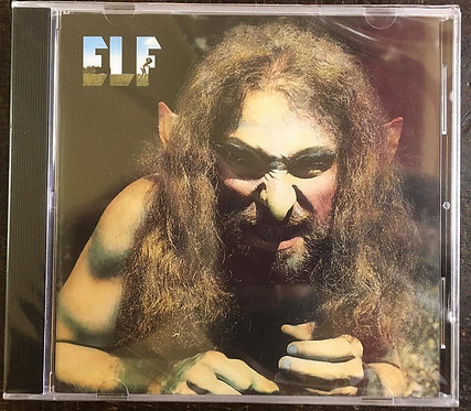 CD Elf - Elf - Importado - Lacrado