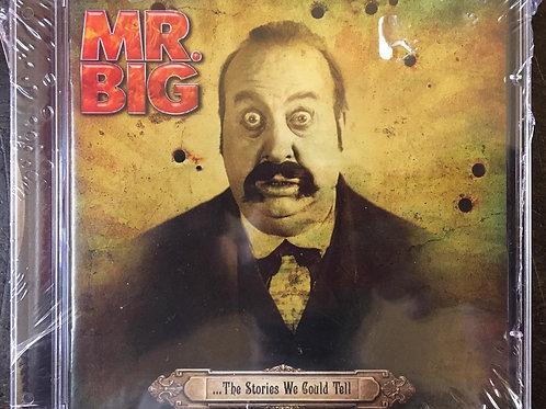 CD Mr. Big - ...the Stories We Could Tell - Importado - Lacrado