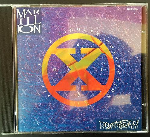 CD Marillion - 1982-1992 - A Singles Collection - Japonês