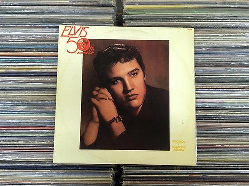 LP Elvis Presley - Elvis 50th Anniversary