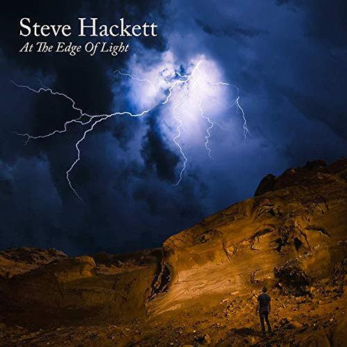 CD Steve Hackett - At The Edge Of Light - Slipcase - Lacrado