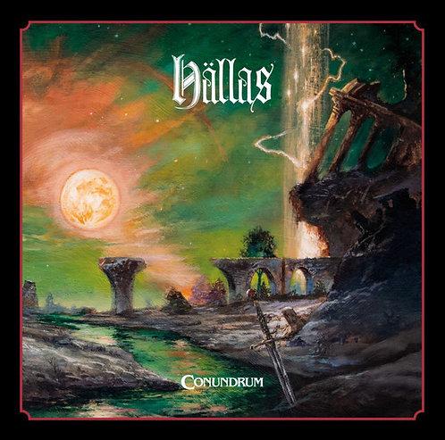 CD Hällas - Conundrum - Lacrado