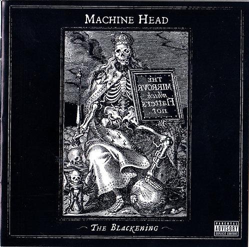 CD Machine Head - The Blackening - Importado - Lacrado