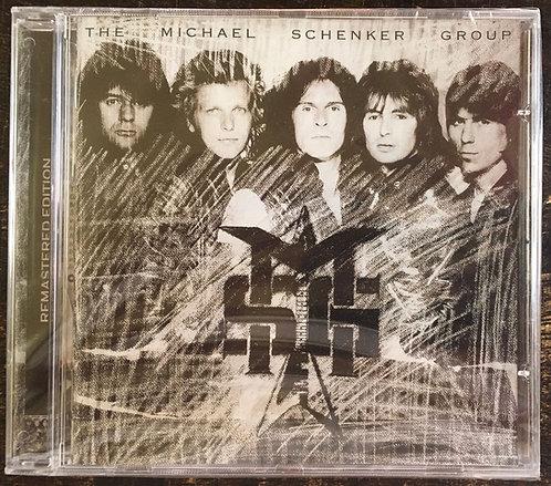 CD The Michael Schenker Group - MSG - Importado