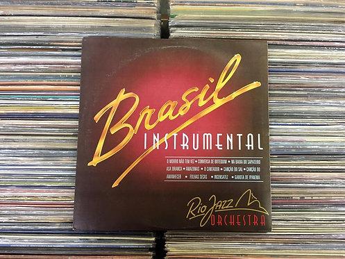 LP Rio Jazz Orchestra - Brasil Instrumental