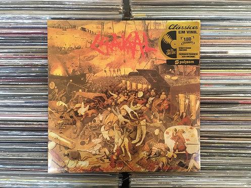 LP Chakal - Abominable Anno Domini - Lacrado