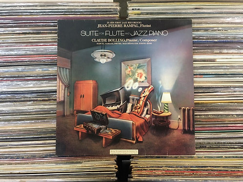 LP Jean-Pierre Rampal / Claude Bolling - Suite For Flute And Jazz Piano