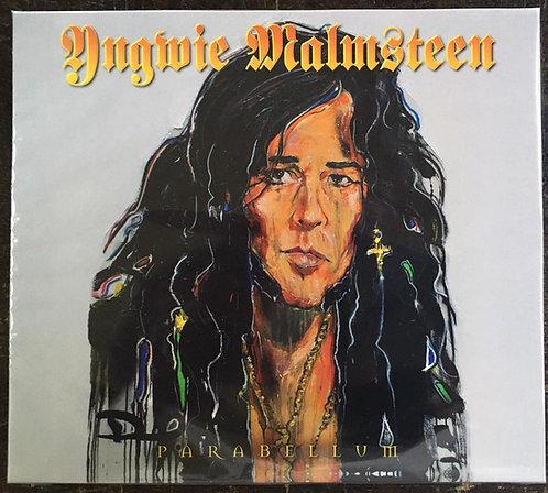 CD Yngwie Malmsteen - Parabellum - Slipcase - Lacrado