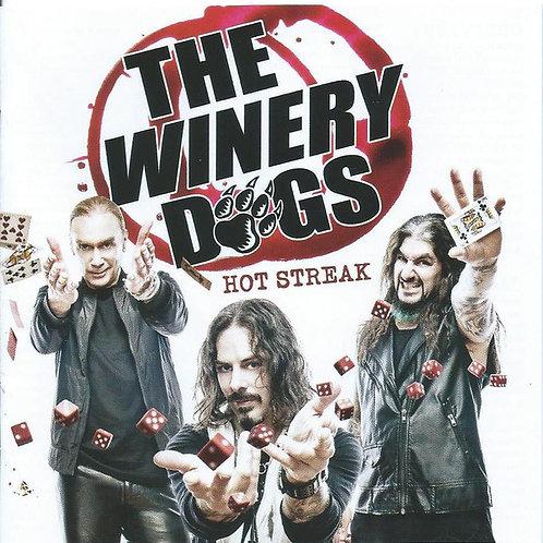CD The Winery Dogs - Hot Streak - Lacrado