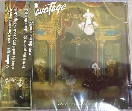 CD Savatage - Gutter Ballet - +Bônus - Lacrado