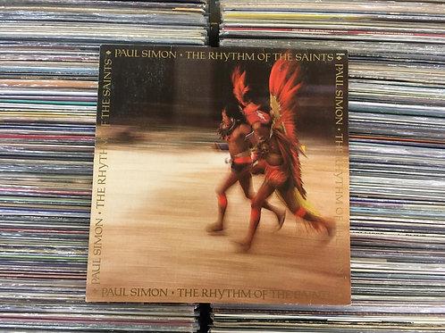 LP Paul Simon - The Rhythm Of The Saints - Com Encarte