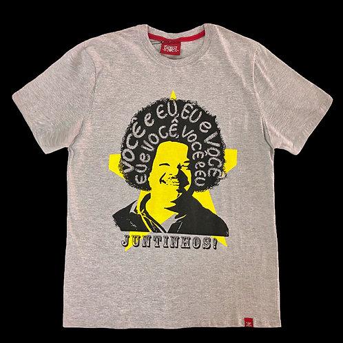 Camiseta Tim Maia - Eu e você, você e eu, Juntinhos! - Chemical