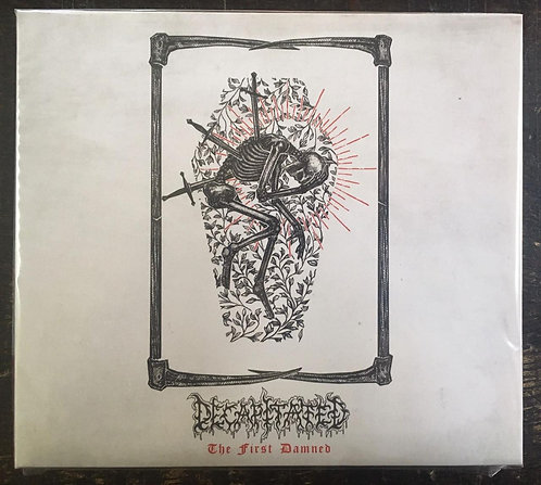 CD Decapitated - The First Damned - Digipack - Lacrado