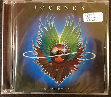 CD Journey - Evolution - Importado - Lacrado