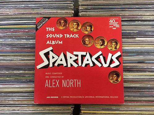 LP Spartacus - Trilha Sonora Original Do Filme
