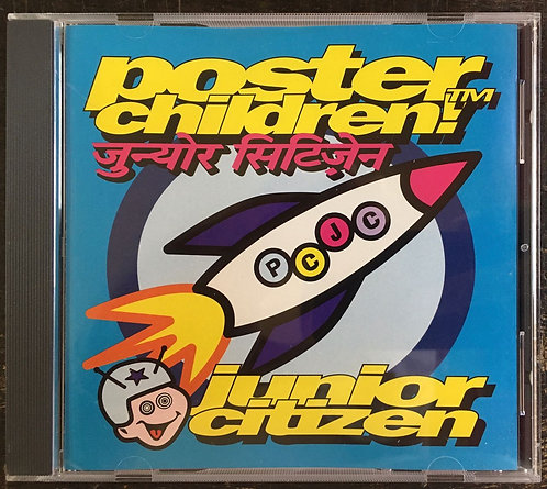 CD Poster Children - Junior Citizen - Importado