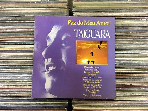 LP Taiguara - Paz Do Meu Amor