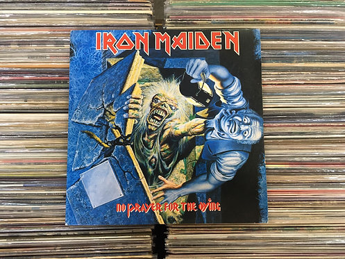 LP Iron Maiden - No Prayer For The Dying - Com Encarte