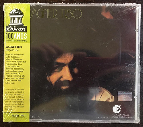 CD Wagner Tiso - 1978 - Lacrado