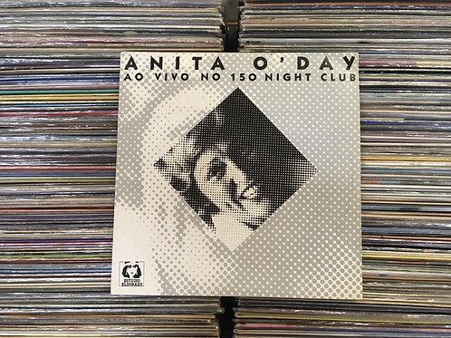 LP Anita O'Day - Ao Vivo No 150 Night Club