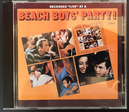 CD The Beach Boys - Party! - Stack-O-Tracks - Importado